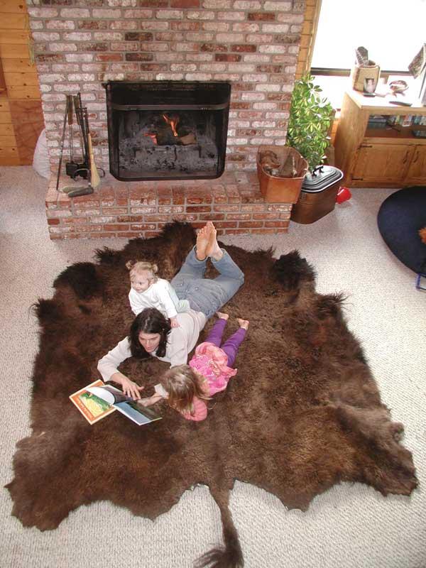 Buffalo Robes